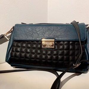 Vintage rectangular handbag